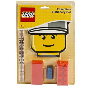 LEGO Stationery Set Essentials