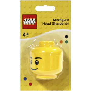 LEGO Brick or LEGO Head Sharpener Assorted Designs