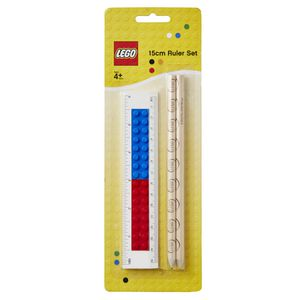 LEGO Classic 15Cm Ruler Pencil