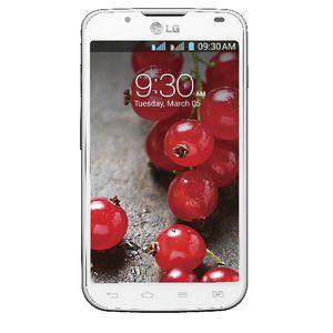 LG Optimus L7 II Dual Sim White Outright Handset
