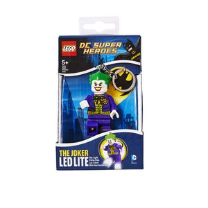 LEGO Superhero Key Light Joker