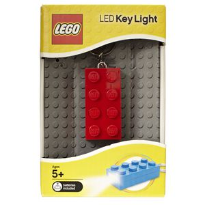 LEGO 2x4 Mini Brick Key Light