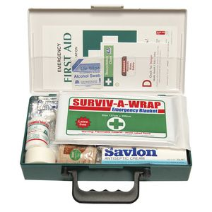 Livingstone Small Work Vehicle First Aid Kit
