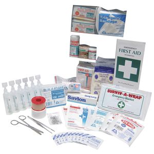 Livingstone Class B NSW & Victoria Basic First Aid Kit Refill
