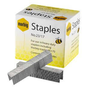 Marbig 23/17 Heavy Duty Staples