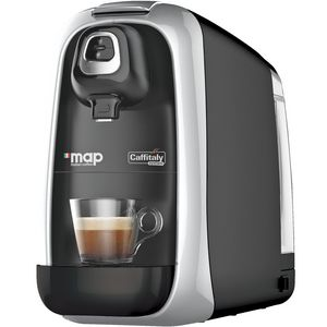 Map Mia Coffee Capsule Machine Silver