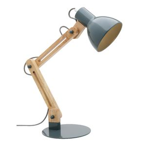 Liteworks Mira Desk Lamp Grey