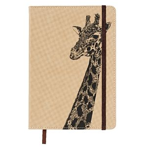 Marini Ferlazzo A5 Hard Cover Journal Giraffe 240 Page