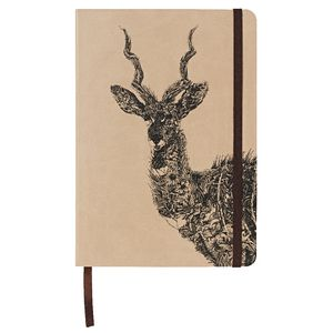 Marini Ferlazzo A5 Soft Cover Journal Kudu 240 Page