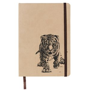 Marini Ferlazzo A5 Soft Cover Journal Tiger 240 Page