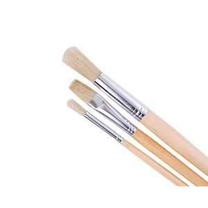 Micador Series 1600 Paintbrushes 3 Pack