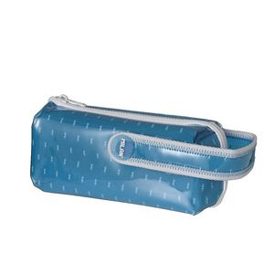 Milan Look Pencil Case Blue