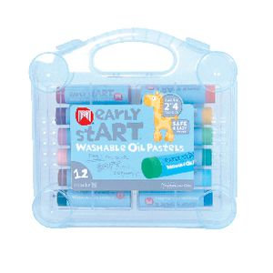 Early Start Washable Oil Pastels 12 Pack
