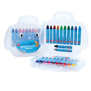 Micador early stART Beeswax Triangle Crayons 24 Pack