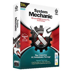 Iolo System Mechanic Unlimited PC Box