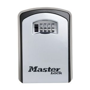 Masterlock Large Combination Wall Mount Key Safe