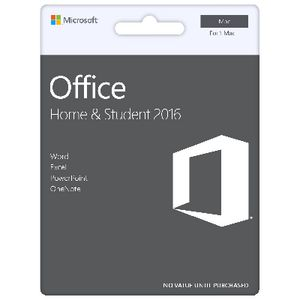 Microsoft Office Home and Student 2016 1 Mac Download