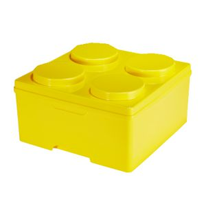 Connect Storage 14 Litre Yellow