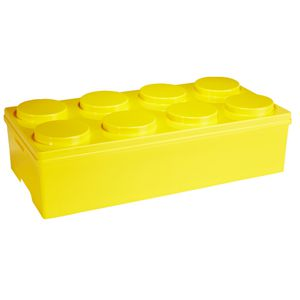 Connect Storage 28 Litre Yellow