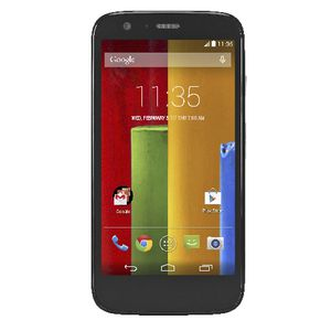 Motorola Moto G Outright Phone Black