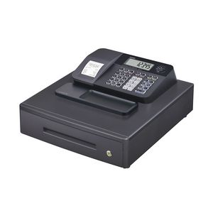 Casio SEG1M Cash Register Medium Drawer Black