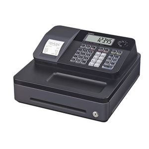 Casio Seg1S Small Drawer Cash Register Black
