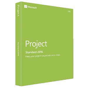 Microsoft Project 2016 1 PC Download