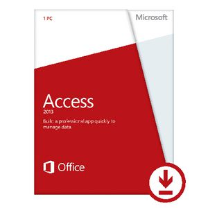Microsoft Office Access 2013 1 PC Download