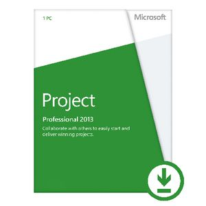 Microsoft Office Project Pro 2013 1 PC Download