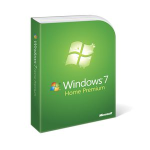 Microsoft Windows 7 Home Premium Full Version