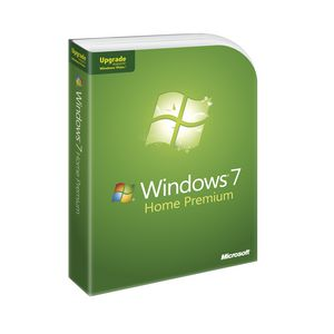 Microsoft Windows 7 Home Premium Upgrade Version