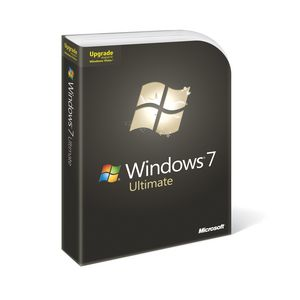 Microsoft Windows 7 Ultimate Upgrade Version