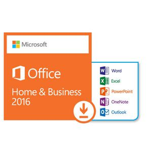 Microsoft Office Home and Business 2016 1 PC Download