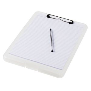 J.Burrows Storage Clipboard A4 Clear