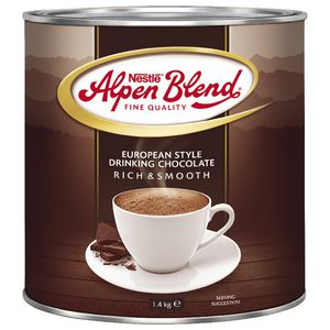 Nestle Alpen Blend Drinking Chocolate 1.4kg