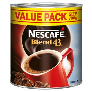 Nescafe Blend 43 Instant Coffee 700g