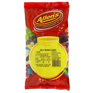 Allen's Classic Jelly Beans 1kg