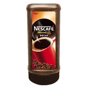 Nescafe Decaf Coffee 250g