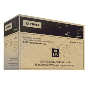 DYMO LabelWriter High Capacity Address Labels
