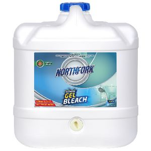 Northfork Bathroom Gel Anti Bacterial Bleach 15L