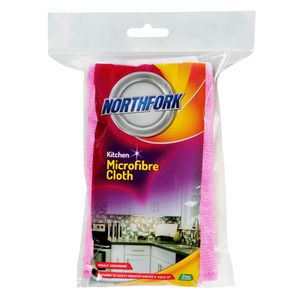 Northfork Microfibre Kitchen Cloths 3 Pack
