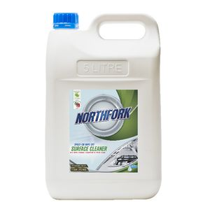 Northfork GECA Spray and Wipe Surface Cleaner 5L