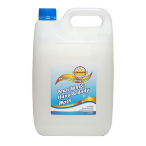Northfork Pearl White Hand and Body Wash 5L