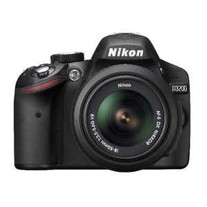 Nikon D3200 DSLR Single Lens Kit