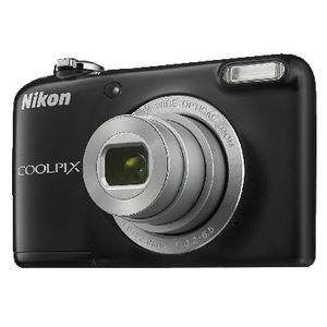 Nikon Coolpix L31 Digital Camera Black