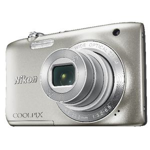 Nikon Coolpix S2900 Digital Camera Silver