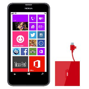 Nokia Lumia 630 Power Pack Outright Phone
