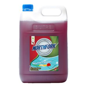 Northfork Neutral Cleaner and Disinfectant 5L