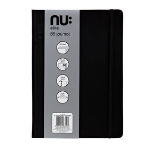 NU: B5 PU Covered Journal Notebook