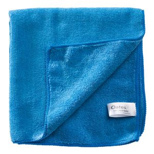 Oates Microfibre Cleaning Cloth Blue